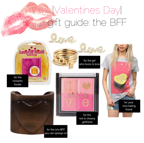 Gift Guide: for every type of BFF