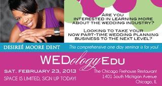 Now in Chicago - WEDologyEDU: Winter 2013