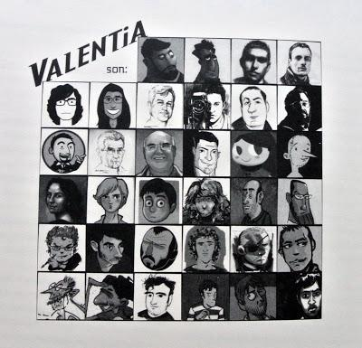 'Valentia' and the Graphic Arts in Spain: Paco Roca, Javier Mariscal and Beyond