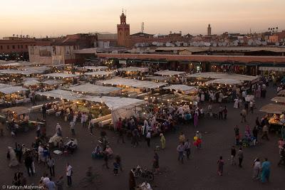 MOROCCO:  Marrakech, Fes and Rabat, Guest Post by Kathryn Mohrman