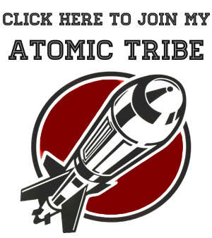 Cendrine Marrouat Atomic Tribe