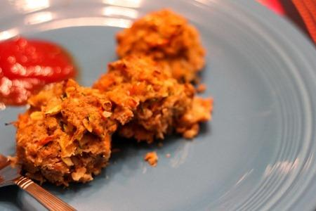 Turkey Meatloaf Balls (1 of 6)