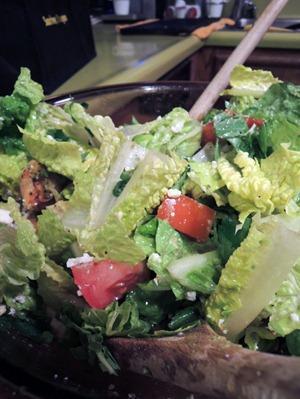 Say Sayonara Salad Week. {COBB SALAD RECIPE}