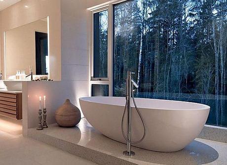 free-standing tubs bathroom renovation