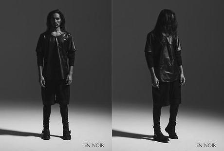 En Noir Spring/Summer 2013 Lookbook En Noir's new lookbook was...