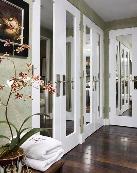 decor interior doors2 Door designs to add wow to your home! HomeSpirations