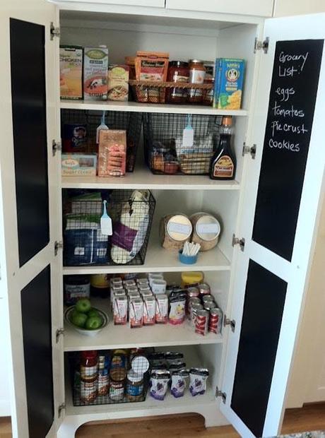 decor kitchen organization Door designs to add wow to your home! HomeSpirations