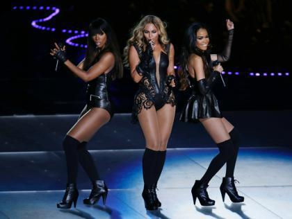 Beyonce reuinted with Destiny's Child