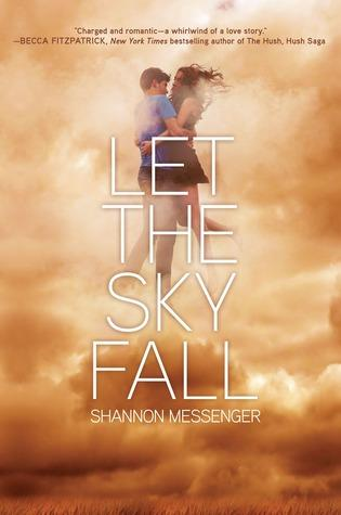 Teaser Tuesday - Let the Sky Fall by Shannon Messenger