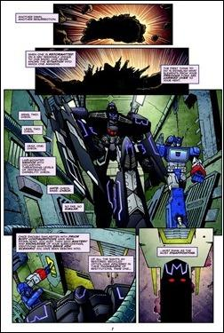 Transformers Spotlight: Megatron Preview 2