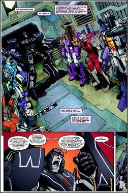 Transformers Spotlight: Megatron Preview 3