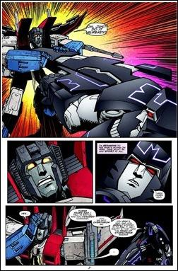 Transformers Spotlight: Megatron Preview 8