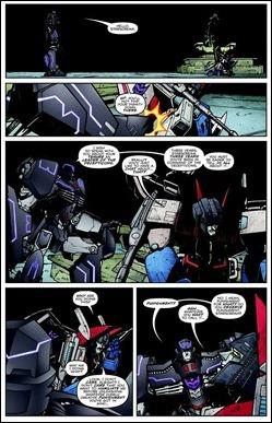 Transformers Spotlight: Megatron Preview 7