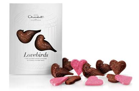 Hotel Chocolat Valentine's Chocolates