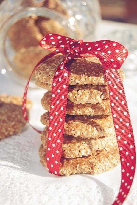 Homemade biscuits gift by Monsabor