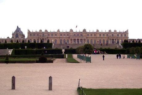 Palace of Versailles - wings - France