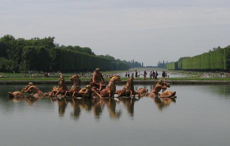 Fountain of Apollo - Domain of Versailles -- France