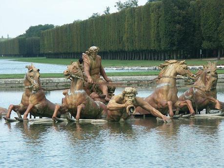 Apollo fountain at Versailles  3 - France