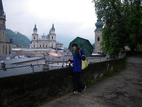 Above Salzburg