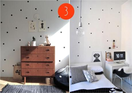 Decorating with dots…