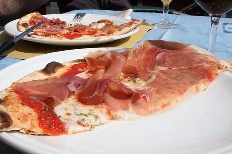 Pizza, Venice
