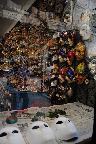 Venetian Mask Store