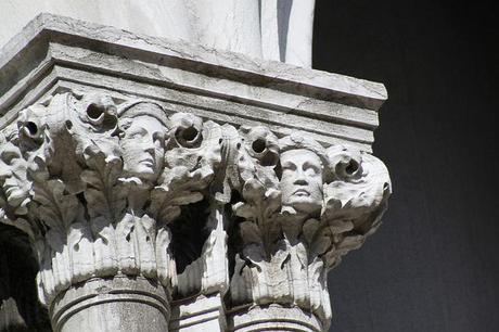 Doge's Palace Capitals