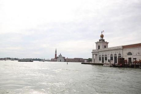 Leaving the Grand Canal