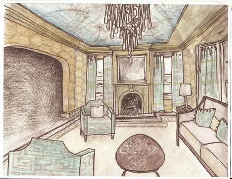 Visualizing A Room With Bridget Beari Paperblog