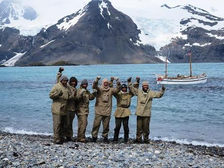 Shackleton Epic Update: Landfall!