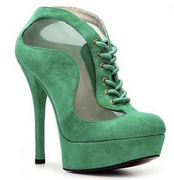Shoe of the Day | Mojo Moxy Pandora Oxford Bootie