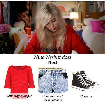LISTEN UP: Nina Nesbitt, Get the Look