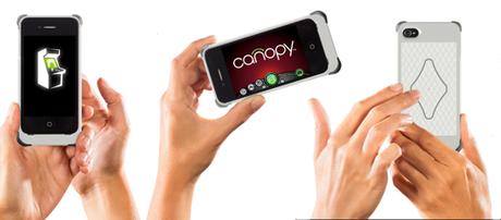 Sensus Canopy iPhone case