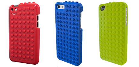 Brick-On-Back iPhone Case by Small Works