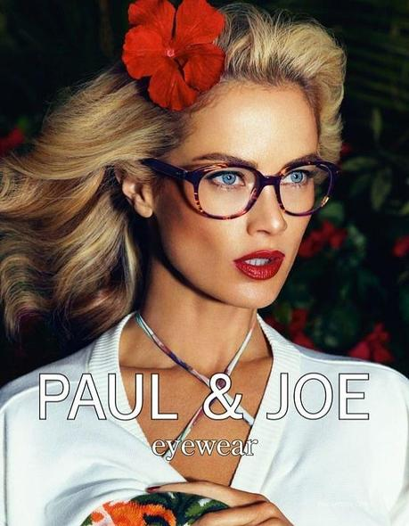 Carolyn Murphy by Mikael Jansson for Paul & Joe Spring ...