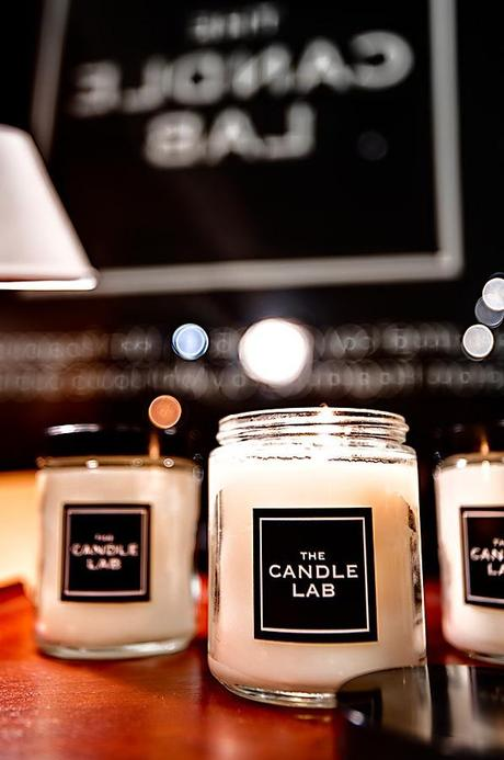 The Candle Lab Soy Candles