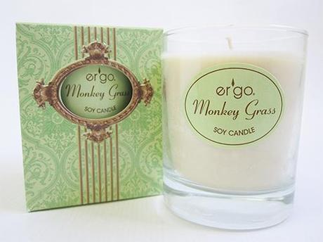 Paris Collection from Er'go Candles