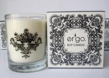 Enlighten Collection from Er'go Candles