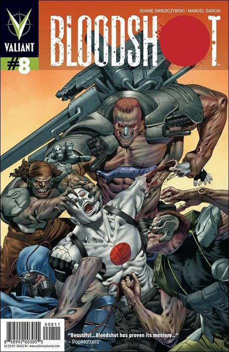 Bloodshot #8 Cover