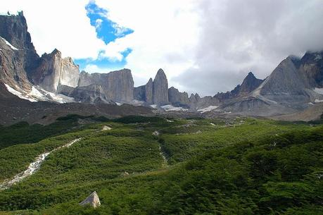 Run A Marathon In And For Patagonia This September