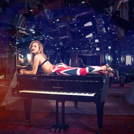 Georgia May Jagger Stars for Hudson Jeans Spring 2013 Campaign by David Mushegain3