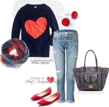 Heart Awareness Month Fashion