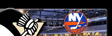 Game 10 : Penguins @ Islanders : 02.05.13