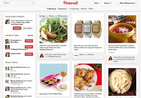 Pinterest Has a New Look (Soon)