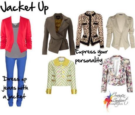 Jacket up