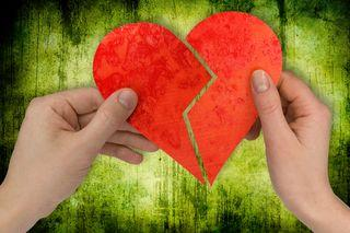 Valentine's Day and Divorce...on the road to healing