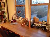 Messy Desk, Clean Desk–an Infinite Loop