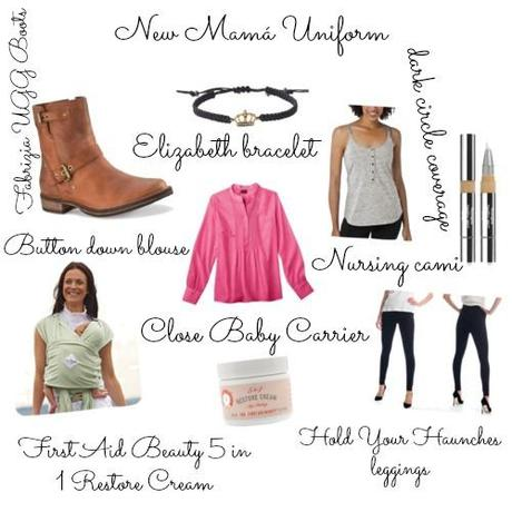 Week ONE of being a mamá of TWO | Essentials
