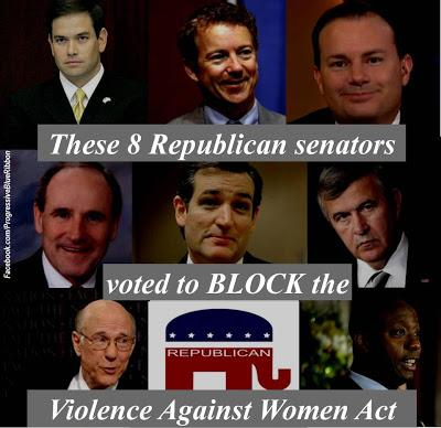 VAWA Should Be Passed This Time !