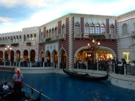 Hotel review: The Venetian, Las Vegas